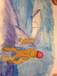 Watercolor Project Art 2 part 2 by NathanBotsford