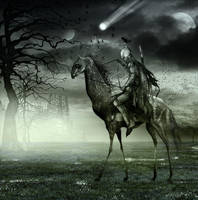 HORSEMAN by aspius