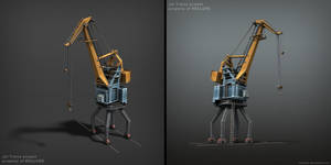 JT Crane by MikeMS