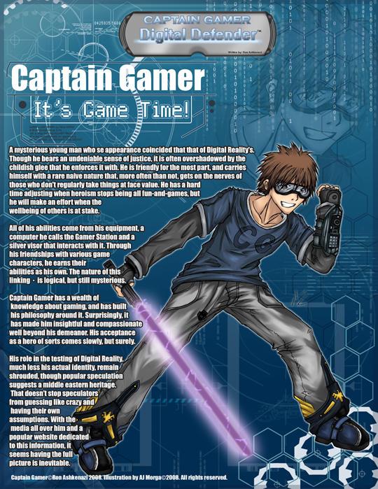 Captain-Gamer's Profile Picture