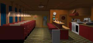 Wild-JEM Diner by chakotay02