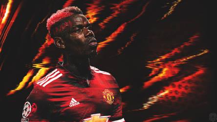 Paul Pogba by KingOfStrongStyle