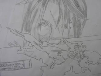 IDK! - Final fantasy charakter! by Mewtoox3