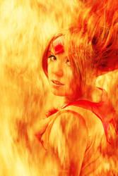 Catching Fire by Slumflower