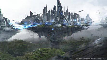 Kel Canopy City - Kingdomrealms by johnsonting