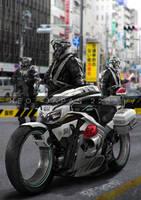 NEO JAPAN 2202 - SHIROBAI by johnsonting