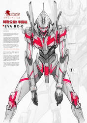 Eva RX-0 by johnsonting