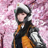 Kazuko Image by johnsonting