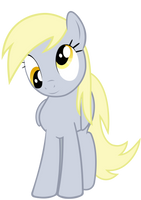 Derpy confused png (derp-eyed) by BaumkuchenPony