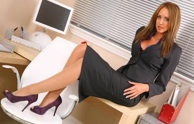Secretary Brooke 02 by Kungfueric