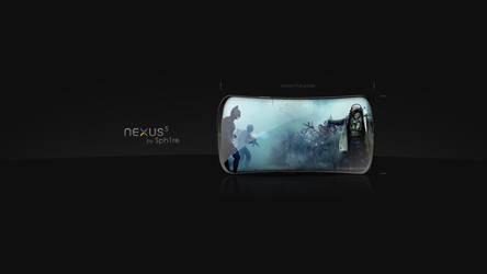 Google Nexus 5 (concept) cinema by Sph1re