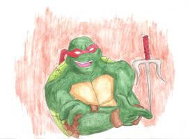 Raphael by Chlodnikus
