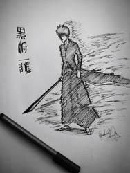 ichigo facing death by Rvuap