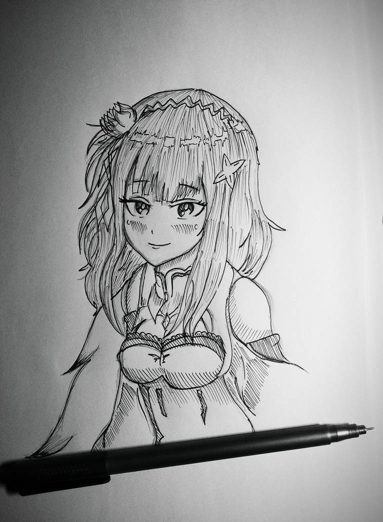 Emilia by Rvuap