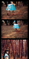 Marchen: Escape into the Woods by XiaoBai