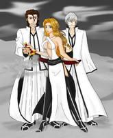 The Real Hueco Mundo Trio? by Freya-Sensei
