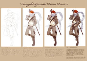 General Paint Process by Fieryght