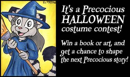 The Precocious Costume Contest! by chrispco