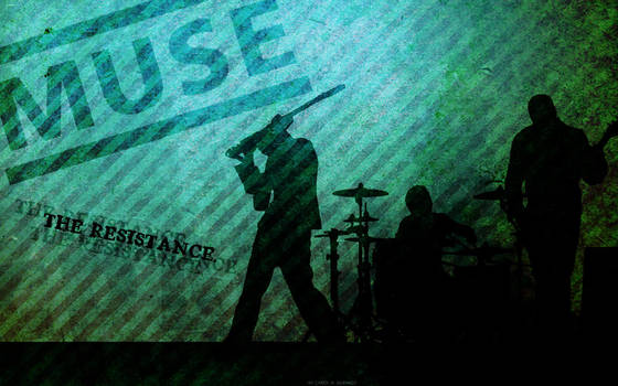 Muse Resistance 1 Wallpaper By Carolmunhoz On Deviantart