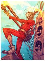 Doof Warrior by Chuckdee