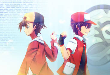 Twitch Plays Pokemon Red ---- Crystal by LiJianliang
