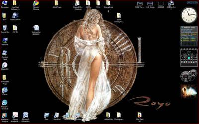 Desktop Veela by Freestyle35mm