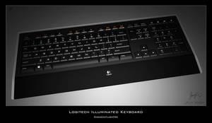 Logitech Illuminated Keyboard by ShengDaFlashPRo