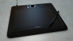 Wacom Tablet by ShengDaFlashPRo