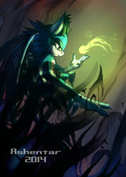 Shadow Encroaching by Ashentar