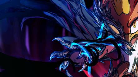 Shadow Psyos by Ashentar