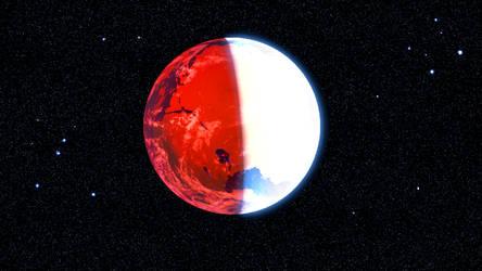 Red Night by homer1960