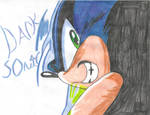 Dark Sonic by MutouYuugiAiboufan