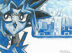 What is it Kaiba (Monochrome project) by MutouYuugiAiboufan