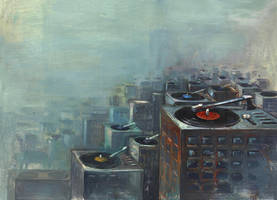 Harlem records by bocho