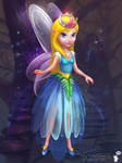 Fairy Princess concept by bocho