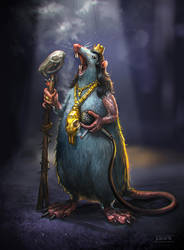 King Rat by bocho