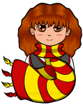 Chibi!Hermione by Sins0mnia