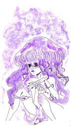 Meduse des marees by Limcela