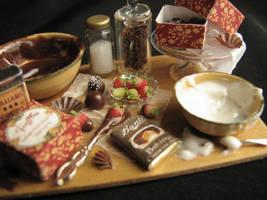 Mini Truffles by GoddessofChocolate