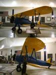 vehicle 13: biplane by cyborgsuzystock