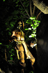Scarecrow Arkham Asylum 1 by grimdarkkommissar