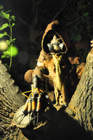 Scarecrow Arkham Asylum 3 by grimdarkkommissar