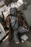 New Vegas Veteran Ranger 2 by grimdarkkommissar