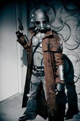 New Vegas Veteran Ranger 3 by grimdarkkommissar