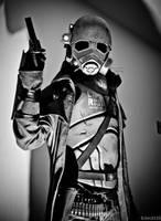 New Vegas Veteran Ranger 5 by grimdarkkommissar
