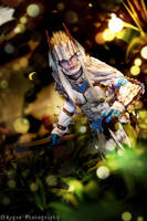 Monster Hunter, Stalk by grimdarkkommissar