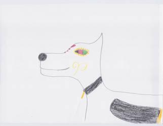 Wolf Marigold by werecass
