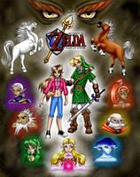 Zelda: Staff of Power - Cover by xx--ingie--xx