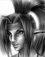 Zaphirah Portrait by xx--ingie--xx
