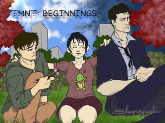 Theme 001: Beginnings by Sleepingseeker